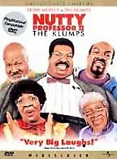 Nutty Professor II The Klumps 2 (DVD, 2000, Collector's Edition)