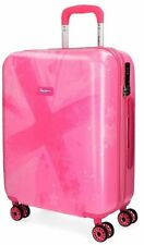 Trolley Cabina PEPE JEANS Donna Woman Rosa Pink 40x55x20cm 38L 6068761