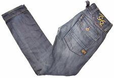 G-STAR Mens Jeans W27 L32 Blue Cotton Slim  L108