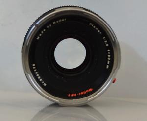 Sehr schönes Rolleiflex SLX/6000 Objektiv Planar 2,8/80mm - alle Funktionen ok