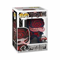 Corrupted Venom (Non-Glow) Funko Pop Vinyl New in Box