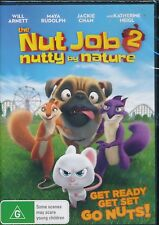 Nut Job 2: Nutty By Nature DVD NEW Region 4