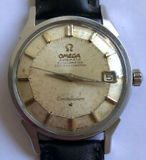 Vintage Omega automatic  constellation  PIE PAN  Ref 168.005 cal 561