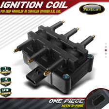 Ignition Coil for Jeep Wrangler JK 2007-2011 Chrysler Grand Voyager V6 3.3L 3.8L