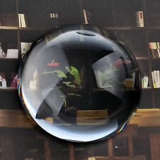 H&D Big Magnifying Glass Paperweight Dome Magnifiers Semi Crystal Ball 100mm