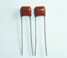 20pcs 100V 223 J 0.022uf 22nf 22000pf P5 CL21X CBB metal film capacitor