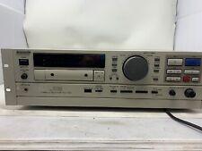 Panasonic SV-3700 Professional Digital Audio Tape DAT w/ Rack Bracket MW