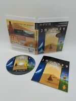 JOURNEY COLLECTORS EDITION - PS3 PLAYSTATION 3 GAME COMPLETE