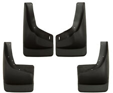 HUSKY Mud Flap Guards Silverado Sierra 99-07 w/ Fender Flares (FRONT & REAR SET)