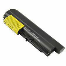 "Batería Del Ordenador Portátil Para Lenovo IBM Thinkpad R400 T400 T61 R61 R61i 14.1"" pantalla ancha"