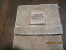 Grand Cypress Golf Course Score Card/Yardage Book Keeper Brushed Leather