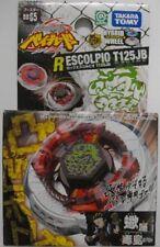 Takara Tomy BeyBlade Metal Fight BB-65 Rock Escolpio T125JB