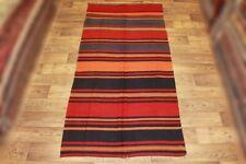 Handgewebter Kelim 136x345 cm Orientteppich Nomadenteppich Nomadenkelim MAKU NEU