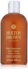 Molton Brown Black Peppercorn Body Wash 10oz New Set of 2