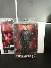 Terminator 3 T-850 McFarlane Figure Rise Of The Machines Super RARE! No glasses.