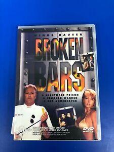 Broken Bars - Rare DVD Region 4