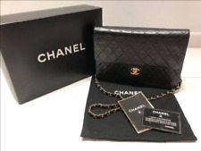 💯% Authentic Chanel Classic Flap Bag in Black