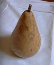 Wooden Pear decorative Fruit Ornament Used
