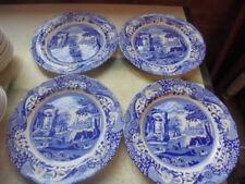 BNWT Spode Blue  Italian small dinner plates x 4