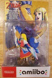 Skyward Sword The Legend of Zelda Loftwing &  Amiibo Nintendo AMAZING condition!