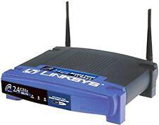 Cisco Linksys Wap11 Wireless-B Network Access Point (Wap) 11Mbps 32-User 2.4Ghz
