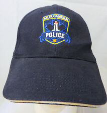 Halifax Regional Police baseball cap hat adjustable buckle