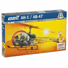 ITALERI Ah.1 / AB-47 Elicottero 095 1:72 Aircraft model kit