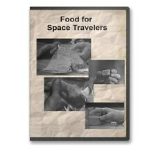 Food for Space Travelers Early NASA Astronaut Food Documentary DVD - C809