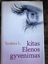 Kitas Elenos Gyvenimas Teodora L. lithuanian book lietuviskos knygos
