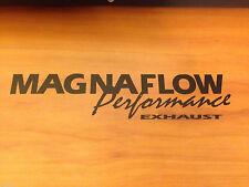 2 Magnaflow Performance Exhaust Die Cut Racing Decal Sticker