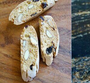 Artisan Biscotti gluten free cookies. Great with coffee, tea, wine Free shipping