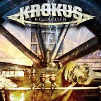 KROKUS Hellraiser CD +1 Bonus Track (Hard Rock)