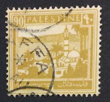 MOMEN: PALESTINE SG #101 1927 USED £60 LOT #5034