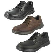 Calzado de hombre Zapatos informales con cordones textiles Clarks