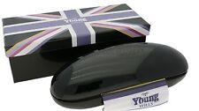 William Morris Young Wills Sunglasses or Glasses Case + Cloth + Box