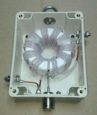 BALUN HI POWER 9:1 3Kw HF end-fed long wire (antenna dipolo HAM RADIO)