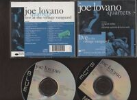 Joe Lovano – Quartets: Live At The Village Vanguard - 1995 jazz double CD