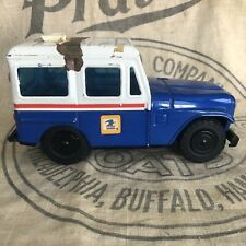 Official U.S. Postal Service Mail Jeep Steel Bank Western Stamping Corp.