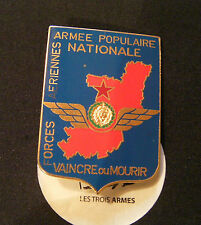 A0231- Insigne FORCES AERIENNES Armée Populaire Nationale, AB Paris - Air Force