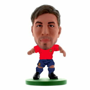 Sergio Ramos Spain Euro Cup SoccerStarz Mini 2 Inch Figure Officially Licensed