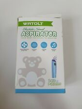 Watolt Baby Nasal Aspirator - Electric Nose Suction for Baby