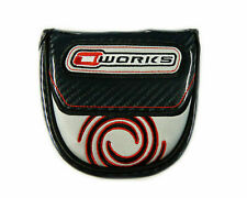 New Odyssey O-Works Mallet Putter Headcover Golf Head Cover