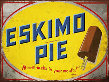 Eskimo Pie Ice Cream  High Quality Metal Magnet 3 x 4 inches 9406