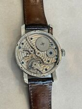 Tourby American Made Watch Hamilton Caliber 921 Old American Pocket Movement