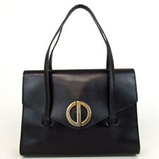 Authentic Christian Dior junk Handbag leather[Used]