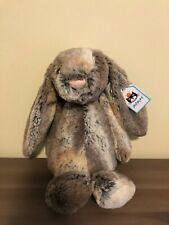 """2020 Jellycat 12"""" Woodland Babe Easter Bunny Brand new"""