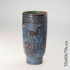Vase Ceramano PERGAMON Design Hans Welling  H=24 cm 70s - WGP #363