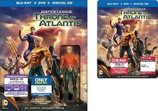 Best Buy + Target Exclusive Steelbook Justice League: Throne of Atlantis Blu-ray