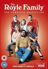 The Royle Family: (Royal) Complete BBC TV Series Collection Box Set NEW & SEALED
