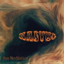 NAEVUS - Sun Mediation (NEW*LIM.250 ORANGE VINYL*DOOM METAL CLASSIC)